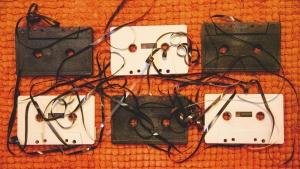 cintas de audio