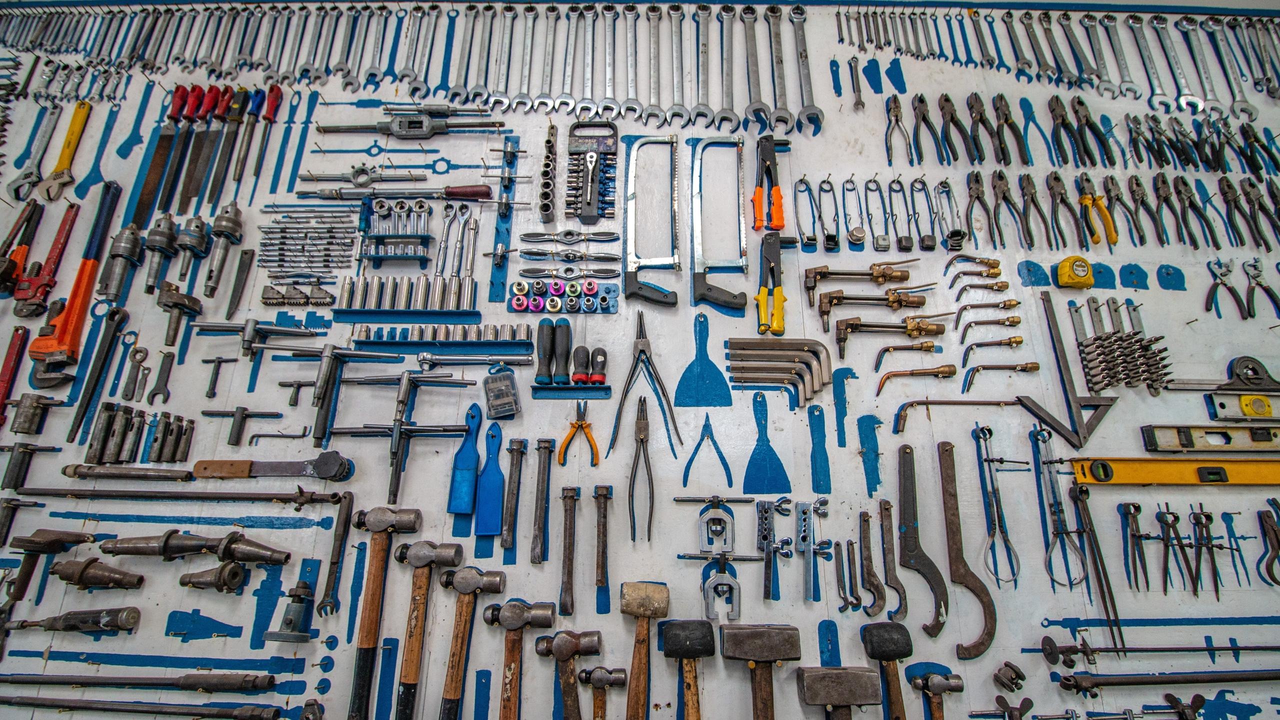 Hay herramientas para todo, elije la adecuada